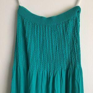 Dresses & Skirts - Tube top maxi dress
